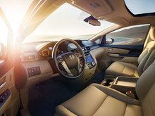 Honda Odyssey 2014 – Un habitacle spacieux et polyvalent, en plus d'une excellente économie d'essence