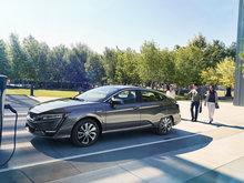 La Honda Clarity 2018 est une merveille d'ingénierie à Hull, Québec