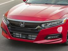 Quelques essais routiers de la Honda Accord 2018