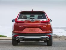 The 2018 Honda CR-V reviews are quite positive