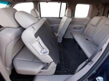 Honda Pilot 2015 – Parfait pour l'hiver et les grandes familles
