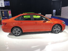 See the 2019 Volkswagen Jetta at the Toronto Auto Show
