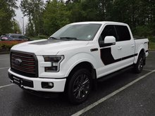 2016 Ford F-150 LARIAT - SPORTS PACKAGE