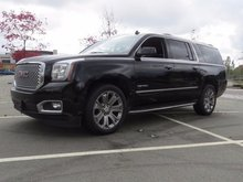 2015 GMC Yukon XL Denali  - Navigation -  Leather Seats
