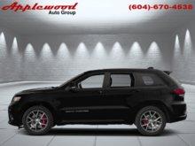 2017 Jeep Grand Cherokee SRT  - Navigation -  Leather Seats