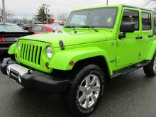 2013 Jeep WRANGLER UNLIMITED SAHARA Sahara