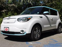2017 Kia SOUL EV Luxury