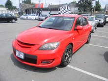 2007 Mazda Mazda3 Mazdaspeed