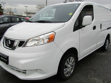 2015 Nissan NV 200 2.5 SV TECH WITH REAR GLASS