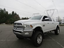 2015 Ram 3500 Laramie  - Leather Seats -  Bluetooth
