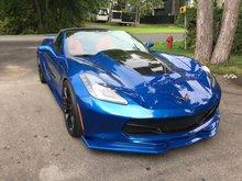2014 Chevrolet Corvette Stingray Z51/ 455hp /Kit Wide body ACS / Capot carbone