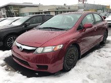 2009 Honda Civic Sdn Sport Automatique