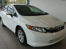 Honda Civic Sdn *45$/SEM* LX A/C Demarreur 2012