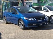 2015 Honda Civic Sedan Toit/Bluetooth/AC/Sieges chauffants/Mag
