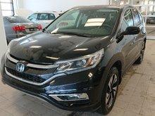 Honda CR-V Touring AWD Cuir Toit Nav 8 Pneus 2015