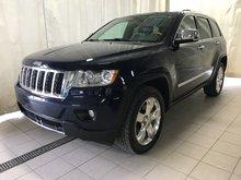 Jeep Grand Cherokee Overland V8 2013