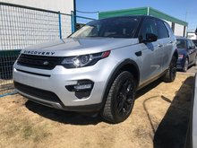 2017 Land Rover DISCOVERY SPORT Automatique