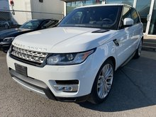 Land Rover Range Rover Sport Td6 HSE DIESEL, MAGS 21p, HEADS UP DISPLAY 2016