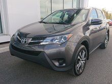 2014 Toyota RAV4 AWD LE *PNEUS HIVER*