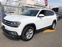 2018 Volkswagen Atlas Highline V6 4 MOTION