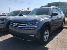 2018 Volkswagen Atlas Comfortline Demo
