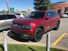 2018 Volkswagen Atlas Execline Demo