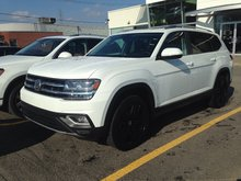 Volkswagen Atlas Demo Highline 3.6L 2018