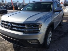 2018 Volkswagen Atlas Highline Demo