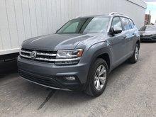 Volkswagen Atlas Comfortline demo 2019