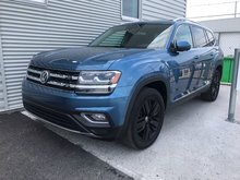 Volkswagen Atlas Demo Execline 2019