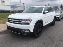 2019 Volkswagen Atlas Execline Demo