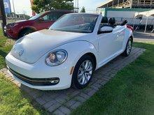 2013 Volkswagen Beetle Convertible Cuir+Bluetooth+Kessy+Mag 17''+Auto