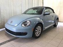 Volkswagen Beetle Convertible Comfortline 1.8T 2014