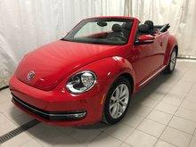 Volkswagen Beetle Convertible Comfortline 1.8T Automatique 2015