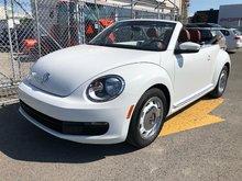 Volkswagen Beetle Convertible Classic 2016