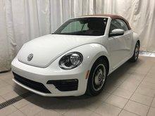 Volkswagen Beetle Convertible Classic 1.8T Automatique 2017