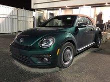 2017 Volkswagen Beetle Convertible Classic 1.8T Auto