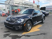 Volkswagen Beetle Convertible Demo Coast 2.0T automatique 2018
