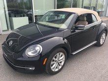 2015 Volkswagen Beetle Comfortline Fender NAV Xenon Convertible