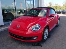 2015 Volkswagen Beetle Comfortline Cuir Xenon Convertible