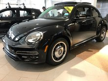 2018 Volkswagen Beetle Demo Coast 2.0T