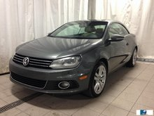 2014 Volkswagen Eos CUIR + BLUETOOTH + TOIT OUVRANT Comfortline