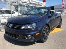 2015 Volkswagen Eos Wolfsburg Edition Automatique