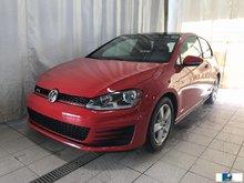Volkswagen GTI Manuelle / toit / bluetooth 2015