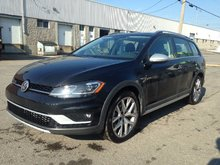 2018 Volkswagen GOLF ALLTRACK Demo