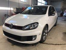 2013 Volkswagen Golf GTI Wolfsburg 2.0T Automatique