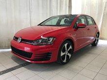 2015 Volkswagen Golf GTI Autobahn Manuelle 2.0T