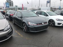 2015 Volkswagen Golf GTI Performance Manuelle 2.0T