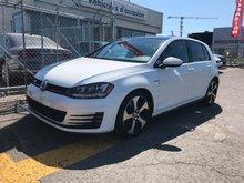 Volkswagen Golf GTI Autobahn Automatique 2015