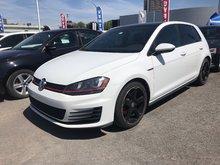 Volkswagen Golf GTI Autobahn 2.0T Manuelle 2015